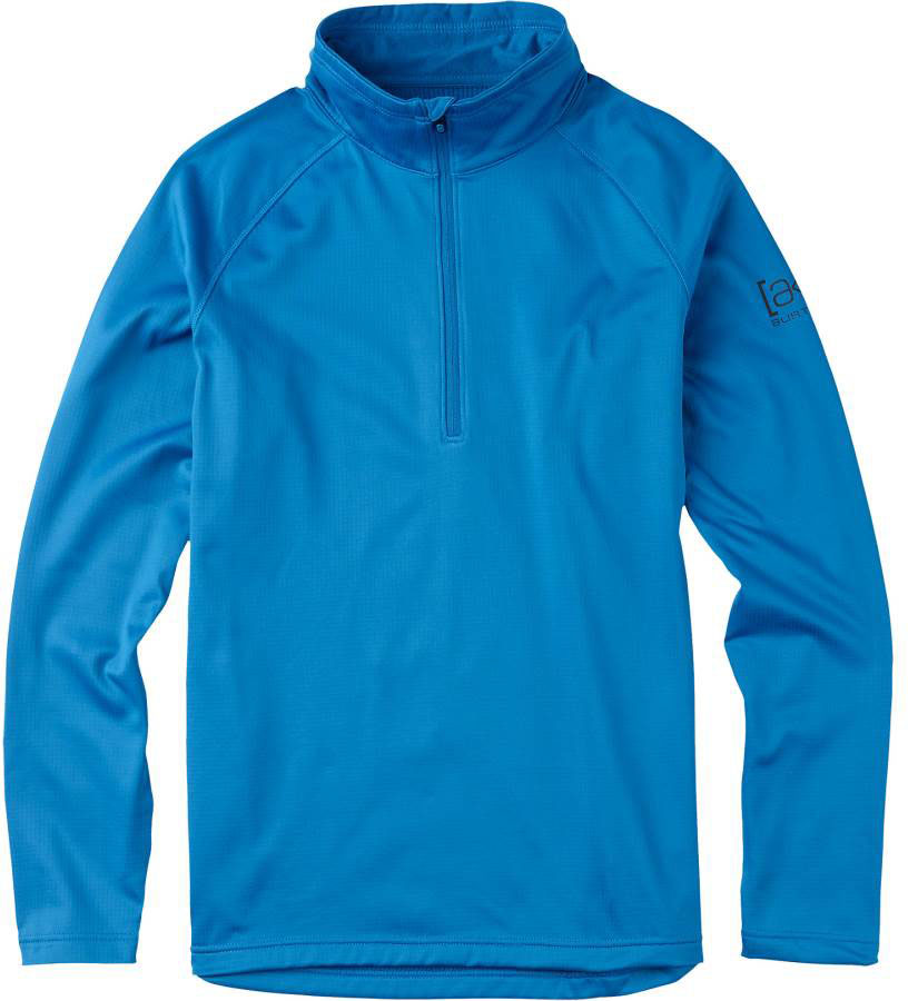 Burton Ak Grid Half Zip Mid Layer Review And Buying Advice