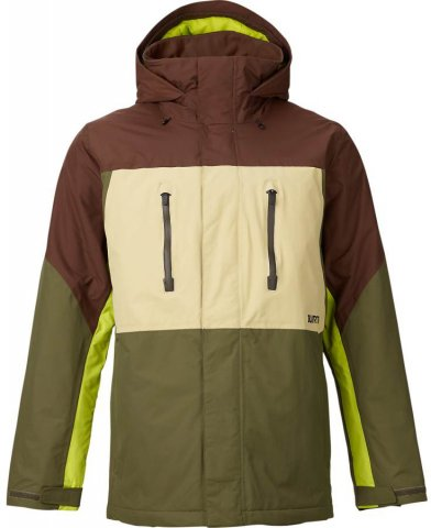 Burton Breach Snowboard Jacket Review