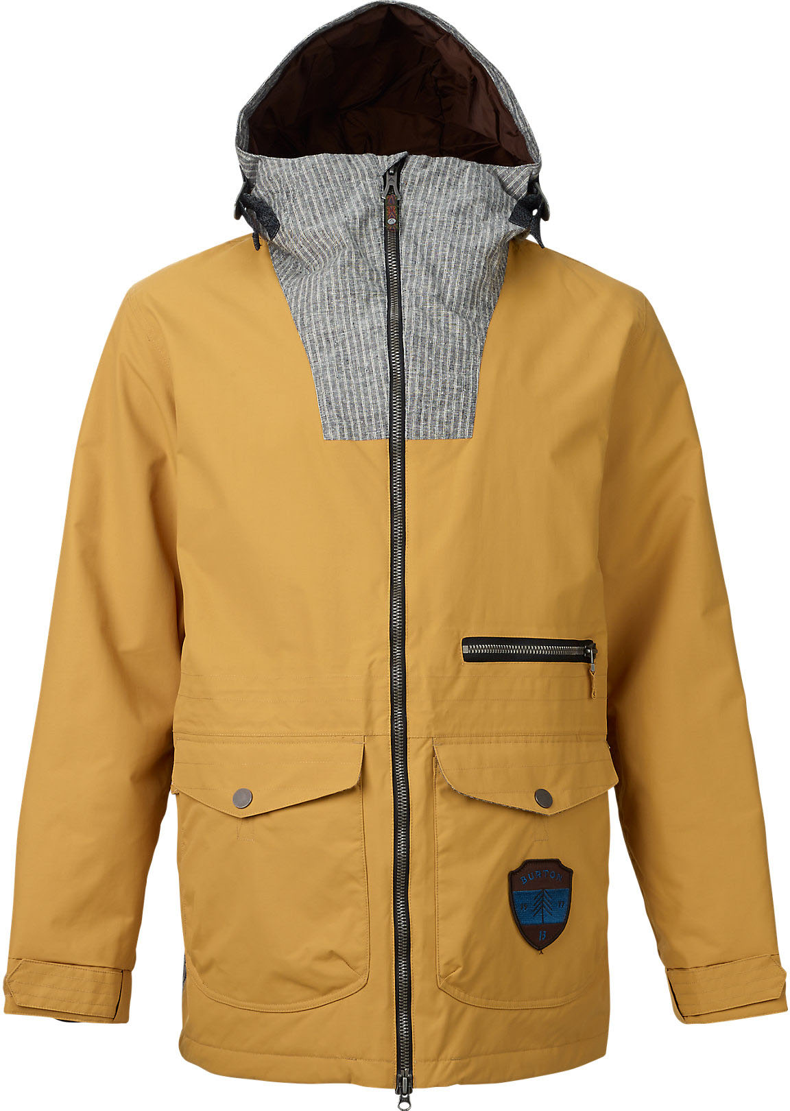 Burton Cambridge Jacket Review The Good Ride