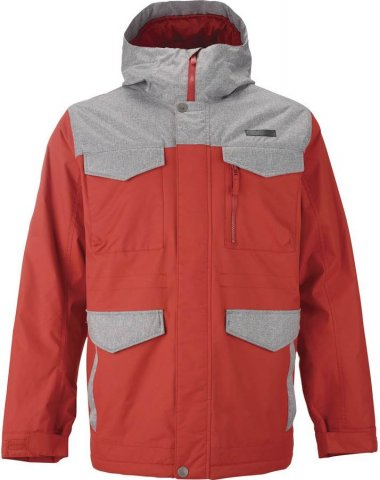 Burton Covert 2015-2019 Snowboard Jacket Review