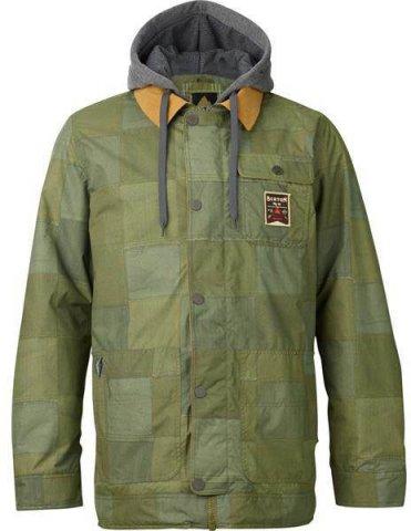 Burton Dunmore Snowboard Jacket Review