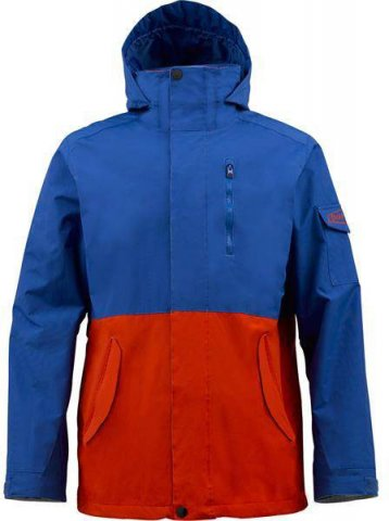Burton Latitude Snowboard Jacket Review