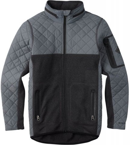 Burton Pierce Fleece Jacket Review