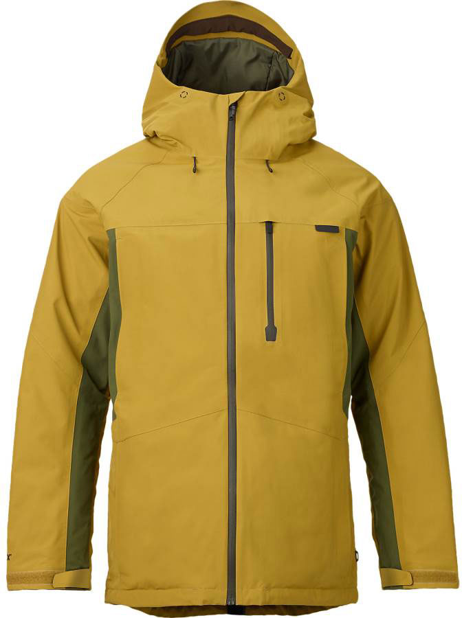 Burton Radial Insulated Jacket 2016 2018 Review