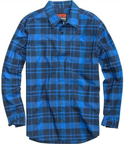Burton Repel Flannel Review and Buying Advice