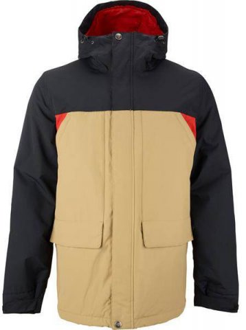 Burton TWC Headliner Snowboard Jacket Review
