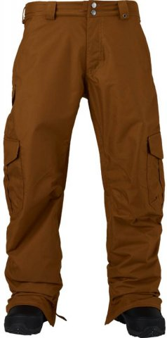 Burton Cargo Sig Fit Snowboard Pant Review