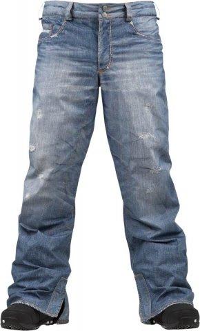 Burton Gore-Tex Jeans Snowboard Pant Review