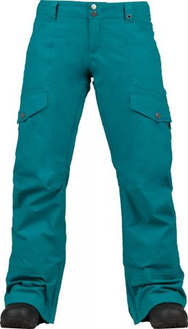Burton Lucky Snowboard Pant Review