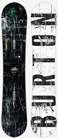 Burton Antler 2017 Purepop Camber Snowboard Review