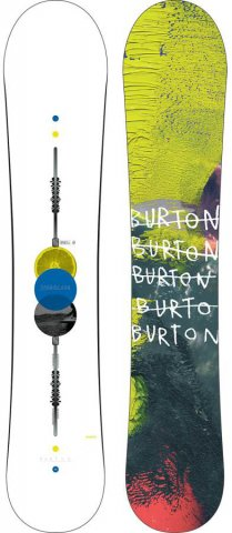Burton Barracuda 2012-2016 Snowboard Review