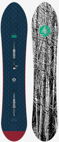 Burton Branch Manager 2017 Snowboard Review
