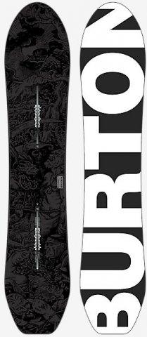 Burton CK Nug 2017 Snowboard Review