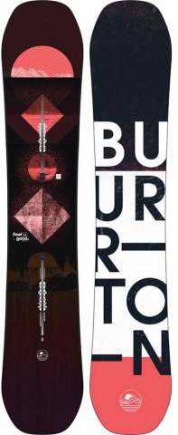 Burton Custom Flying V 2010-2017 Snowboard Review