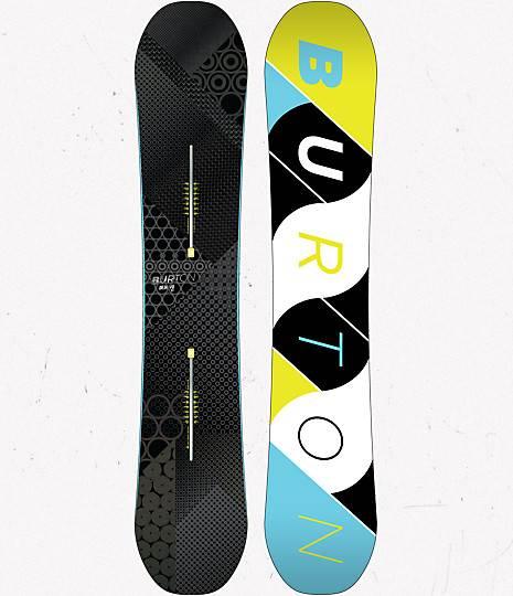 a42868eede0d Burton Deja Vu 2012-2018 Snowboard Review