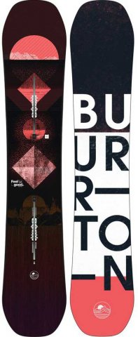 Burton Feelgood Flying V Snowboard Review And Buying Advice