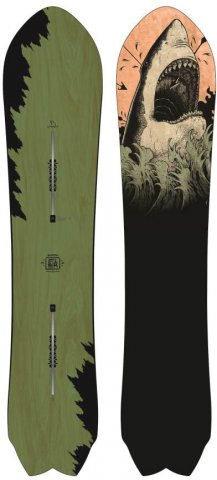 Burton Fish 2016-2010 Snowboard Review
