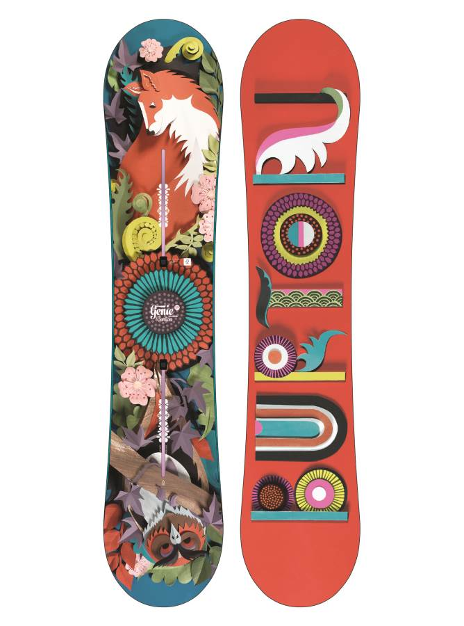 The Good Ride >> The Burton Genie Snowboard Review By The Good Ride