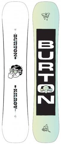 Burton Kilroy Twin Camber 2021 Snowboard Review