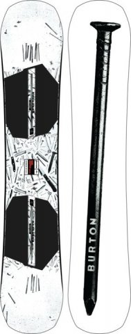 Burton Name Dropper 2014-2017 Snowboard Review