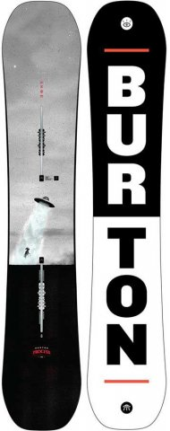 Burton Process Flying V 2011-2018 Snowboard Review