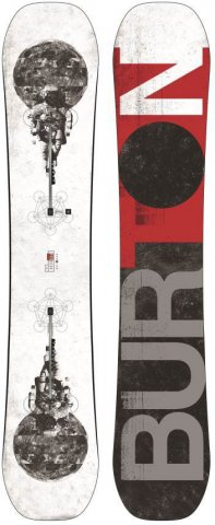 Burton Process Off Axis 2015-2018 Snowboard Review