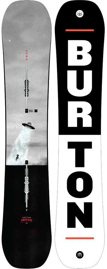 Burton Process 2011 2018 Snowboard Review