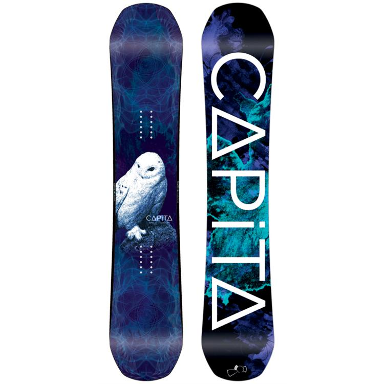 Capita Birds Of A Feather 2013 2019 Snowboard Review