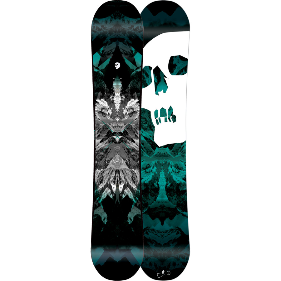 All Mountain Snowboard Guide - Whitelines Snowboarding