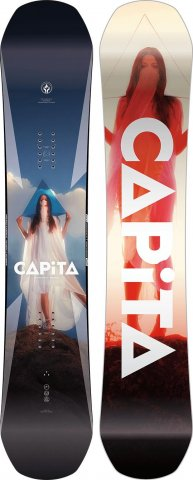 Capita Defenders Of Awesome 2017-2013 Snowboard Review