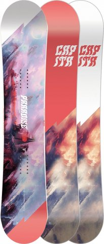Capita Paradise Falls Snowboard Review