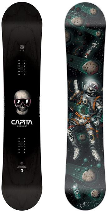 Capita Scott Stevens Pro 2015 2019 Snowboard Review
