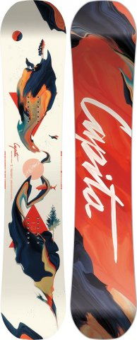 Capita Space Metal Fantasy 2010-2019 Snowboard Review
