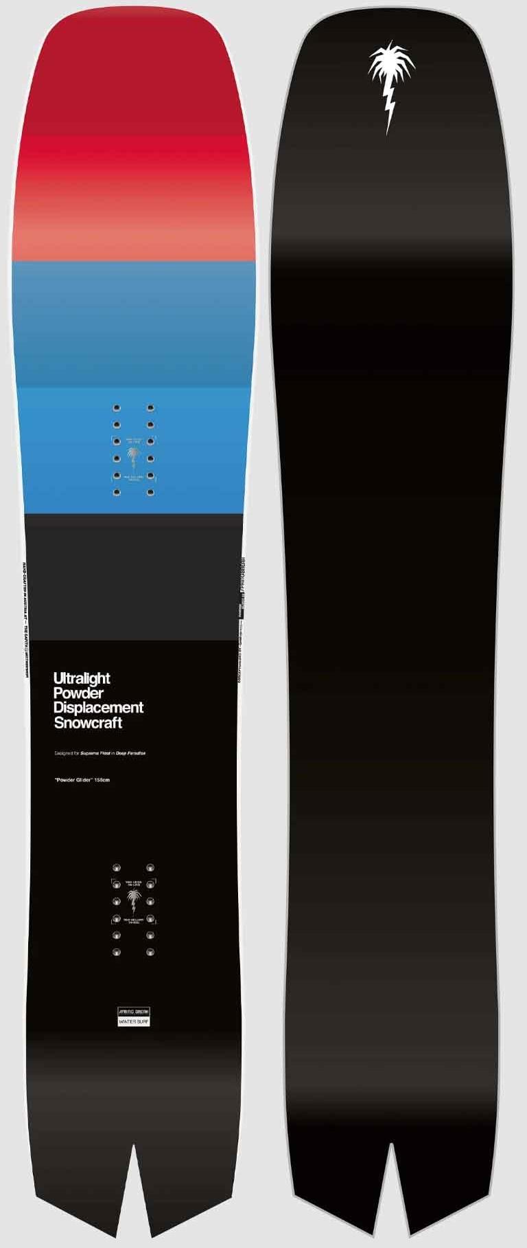 Capita Spring Break Powder Glider Snowboard Review