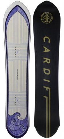 Cardiff Swell 2021-2022 Snowboard Review
