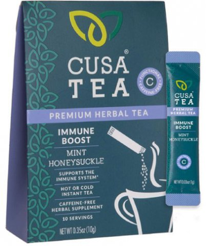 Cusa Tea Immune Boost 2020 Review