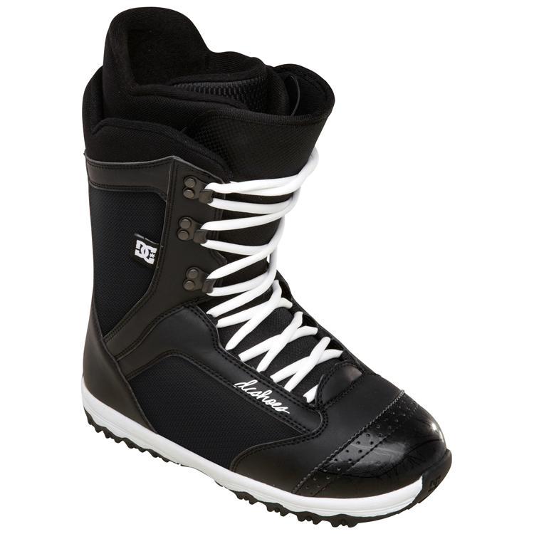 image dc-karma-snowboard-boots-women-s-2013-black-front-jpg