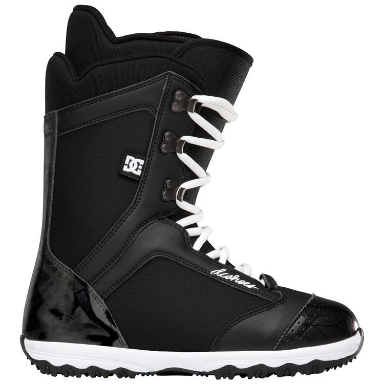 image dc-karma-snowboard-boots-women-s-2013-black-side-jpg