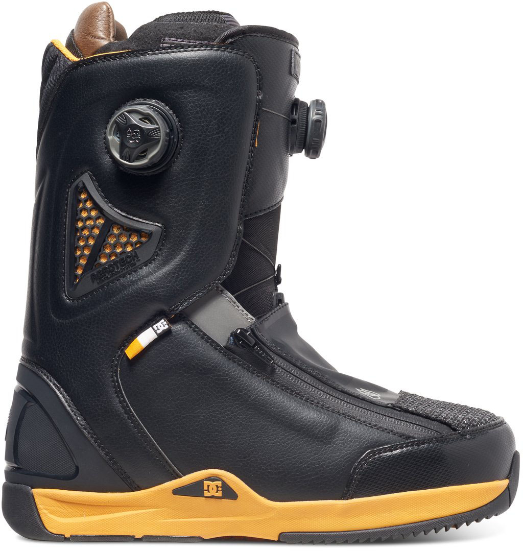 DC Travis Rice 2014-2019 Snowboard Boot Review