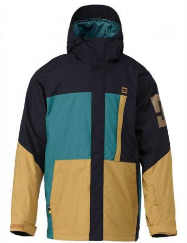 DC Amo Snowboard Jacket Review