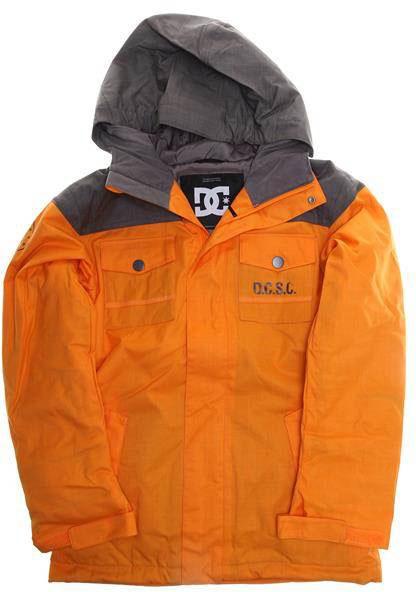 6af94f70378e DC Servo Snowboard Jacket Review - The Good Ride