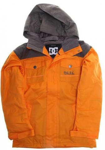 DC Servo Snowboard Jacket Review