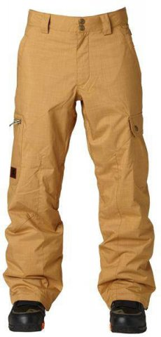 DC Code 2015-2019 Snowboard Pant Review