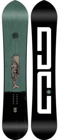 DC Supernatant 2017 Snowboard Review