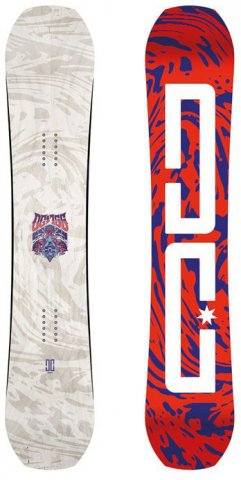 DC The 156 2019 Snowboard Review