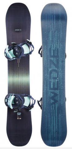 Decathlon Serenity 500 2020 Snowboard Review