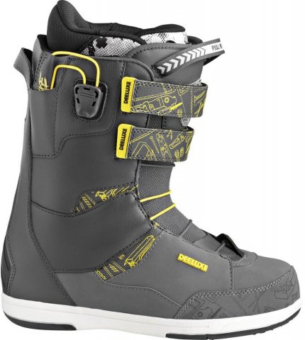 Deeluxe Dan Brisse Snowboard Boot Review