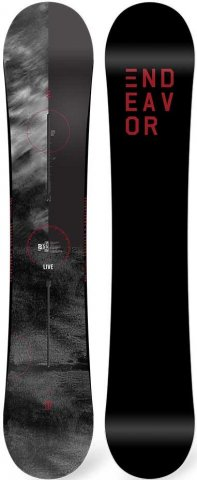 Endeavor Live 2020 Snowboard Review
