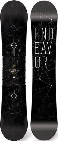 Endeavor New Standard 2018 Snowboard Review