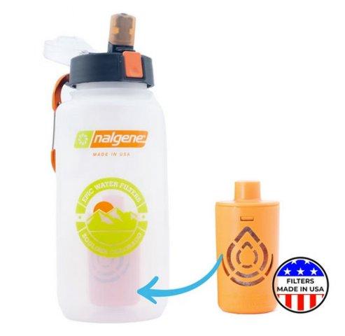 Epic Water Filters Nalgene OG Ultimate Travel Bottle 2020 Review